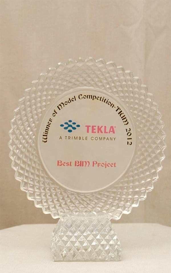 Tekla BIM Award