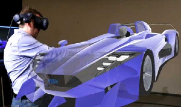 Virtual Prototyping / Virtual Reality Model