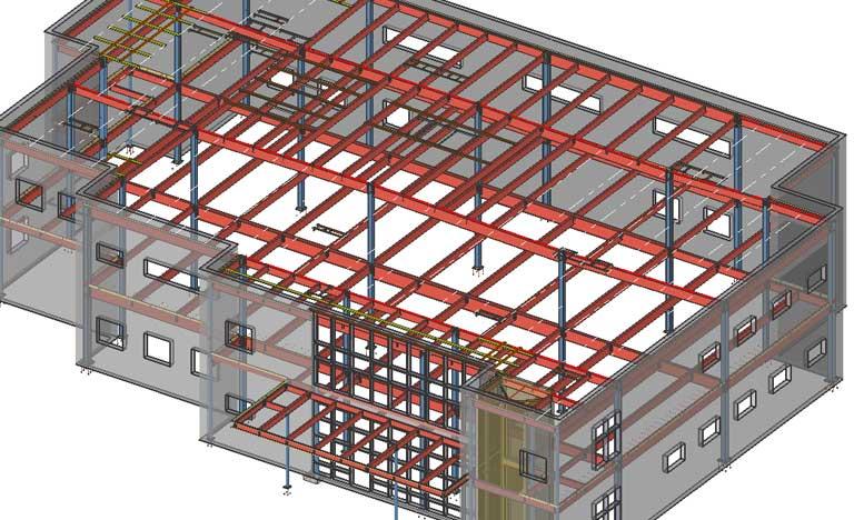 Structural Detailing R & D