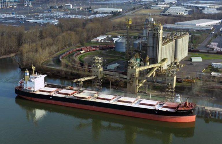 Export Grain Terminal BC-50 Tons