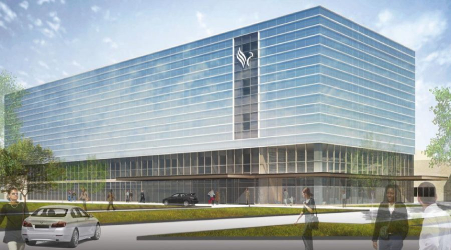 Orohealth New Hospital Wing - 1100 Tons