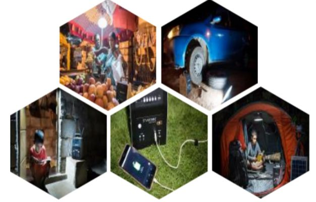 Product Design Case Study 'Solar Portable Lighting Kit'