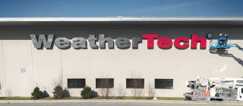 Weather Tech Garage – 832 Tons